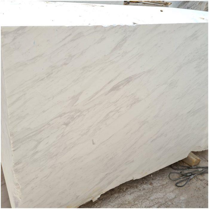 Volakas White Greek Marble type 2